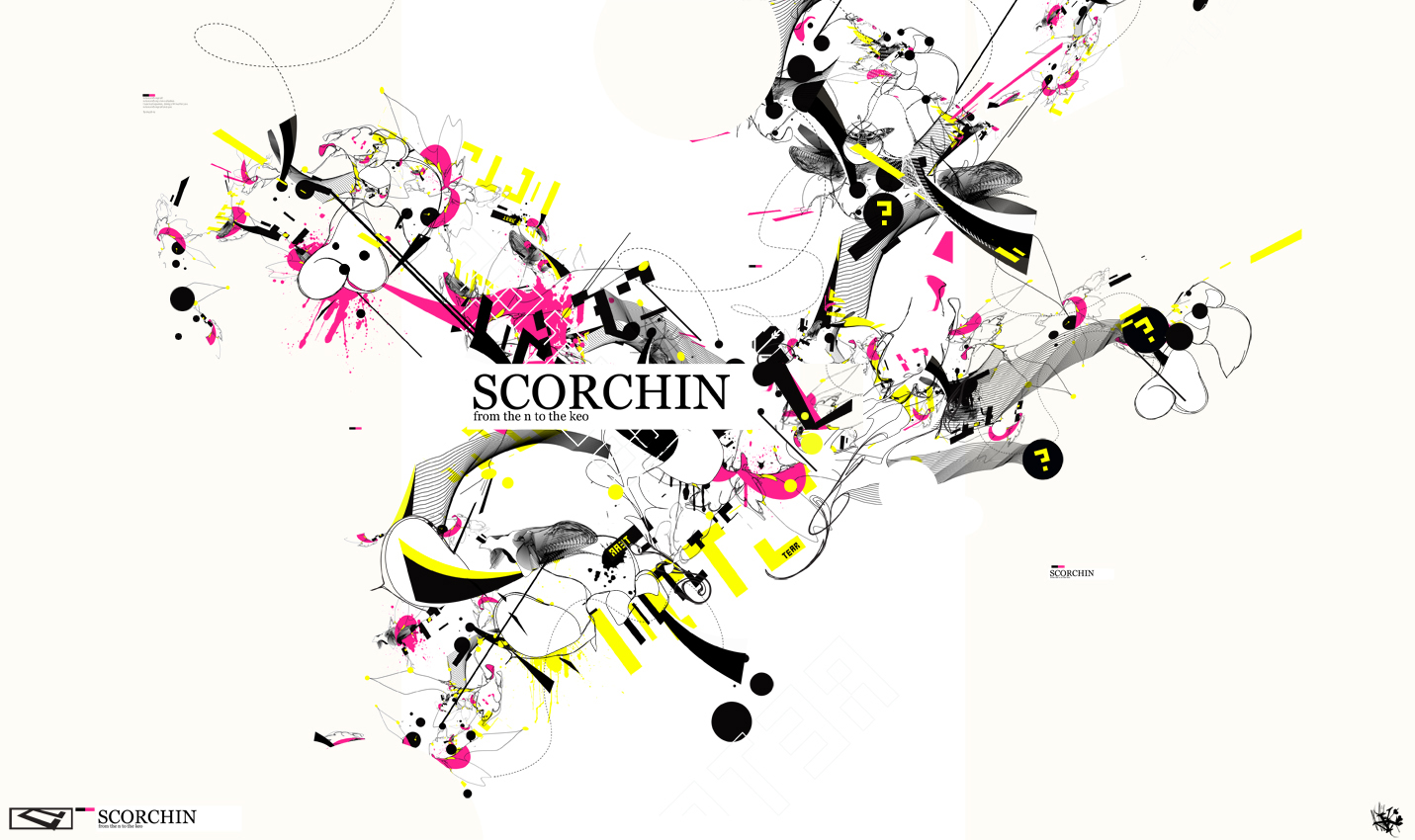 Scorchin by Rik Oostenbroek +