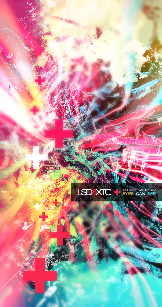 LSD&XTC by R. Dekker Slade + 