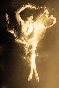 Athlena - The Dancer