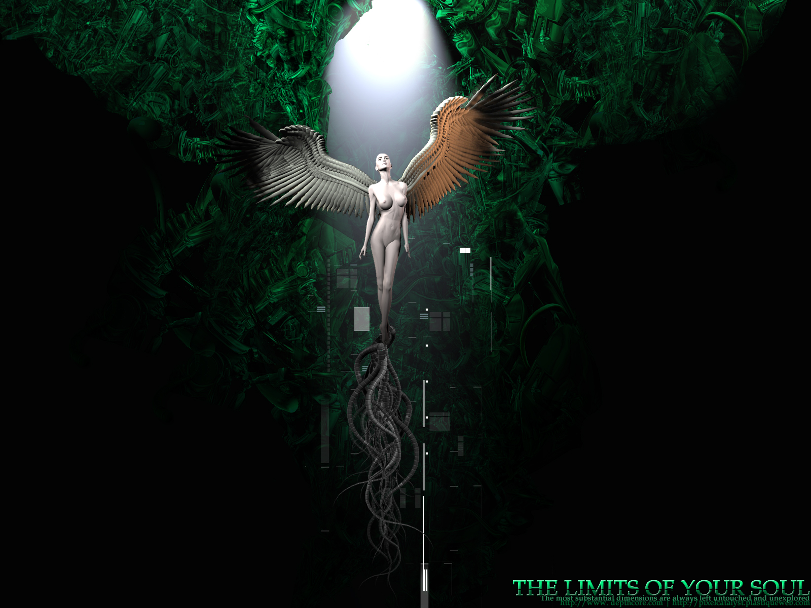 The Limits of Your Soul by <br />