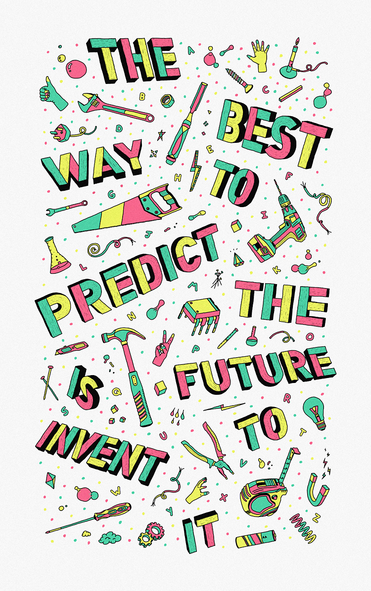 Predict The Future by Mike Harrison +
