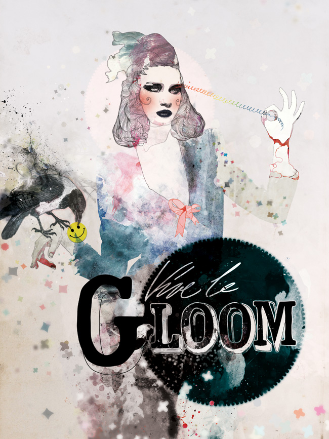 Vive le gloom by Raphael Vicenzi +