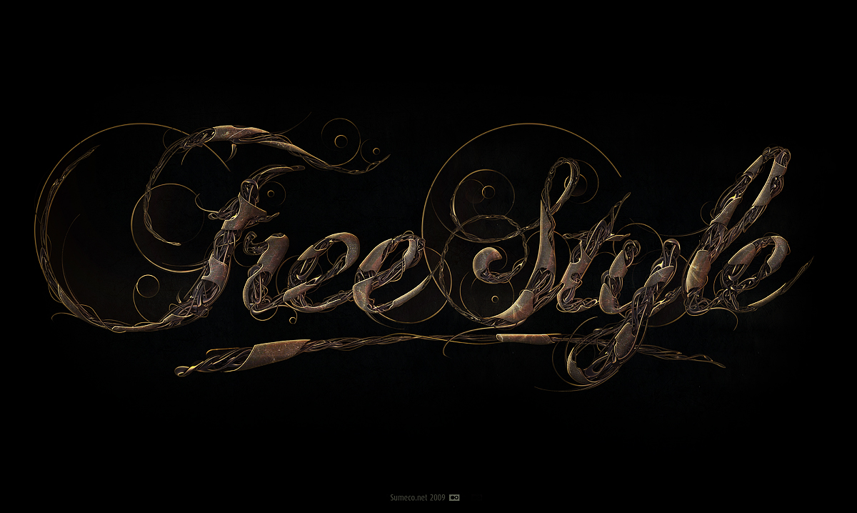 freestyle by Theo Aartsma +