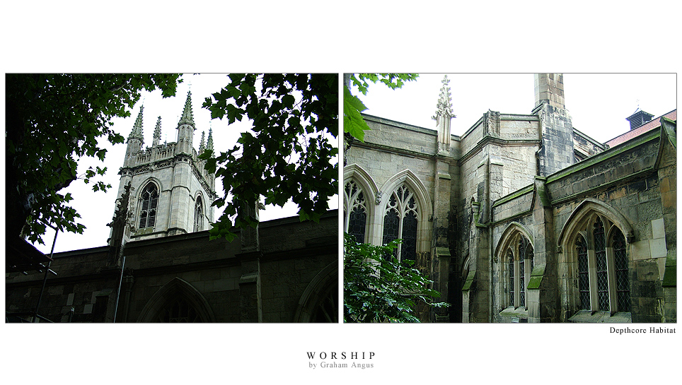 worship by Graham Angus +