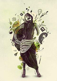 Aura Doodle