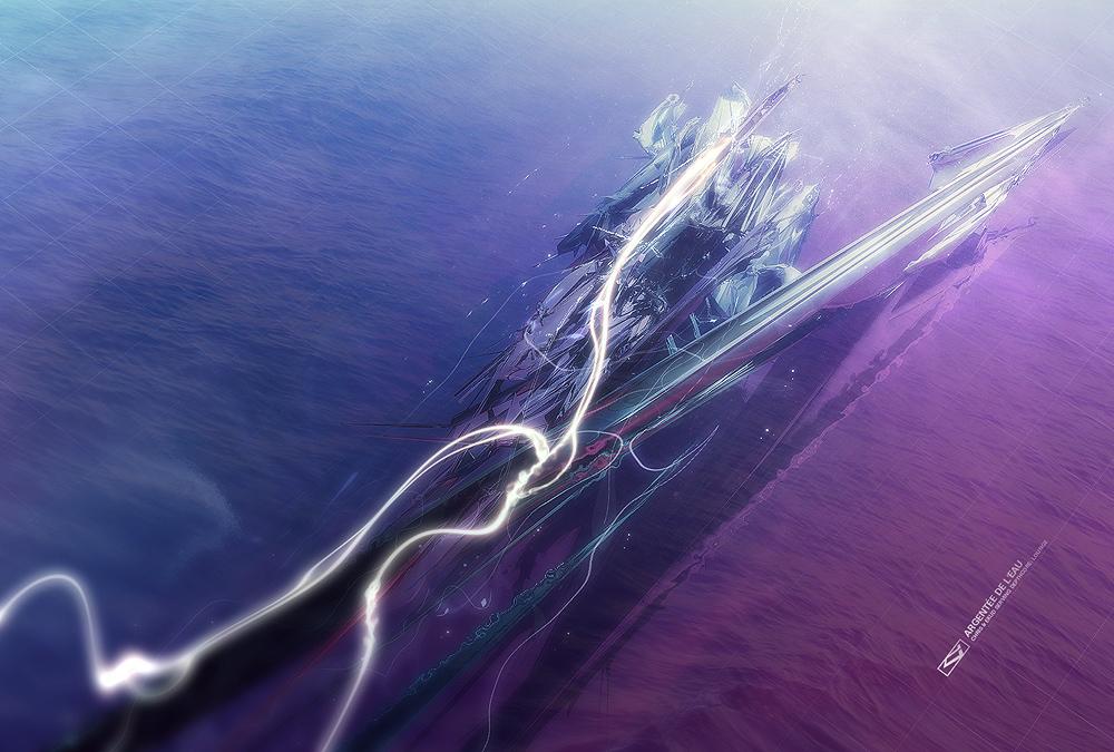 argent�e de l'eau by Christian Jehle + Justin Maller +