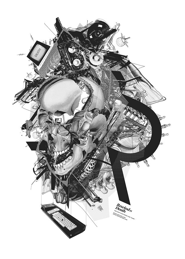 Rewind is Death by Niklas Lundberg +