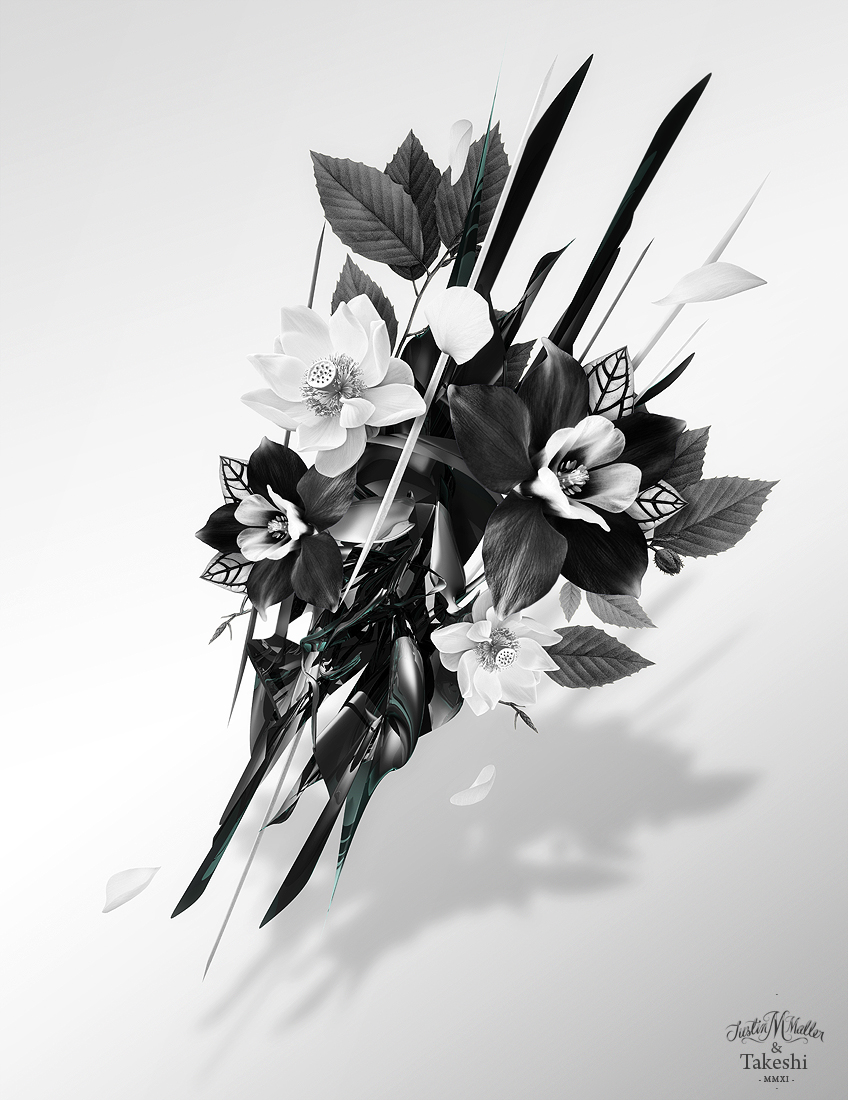 The Bouquet by Emeric Trahand + Justin Maller +