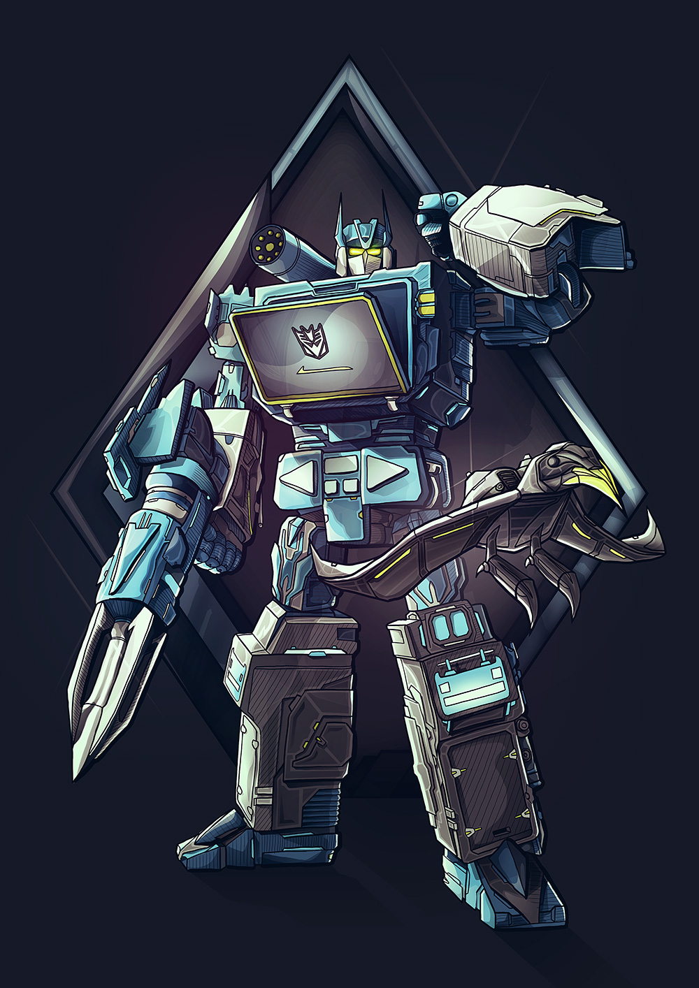 Soundwave by Dean Cook +