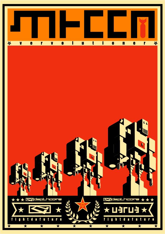 vervevolutioner II by Risart Soengkono +