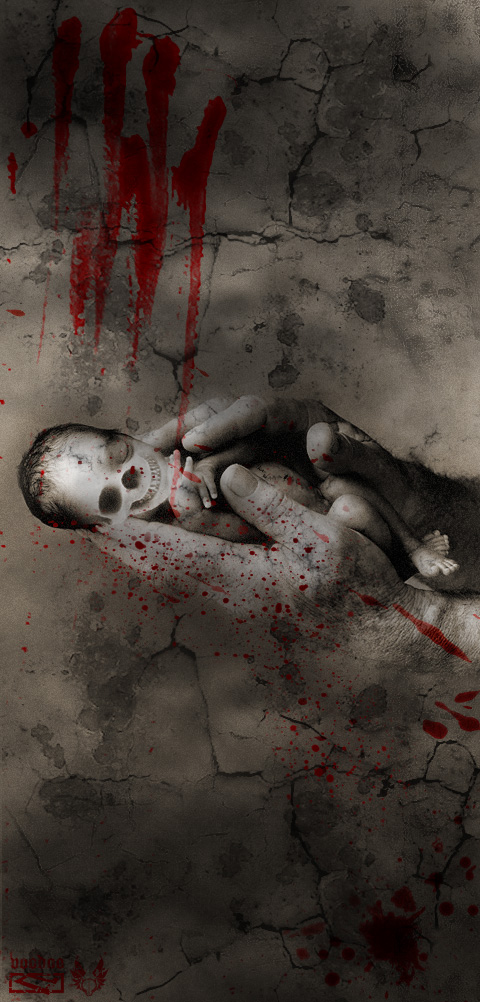 Stillborn by Tony Graf +